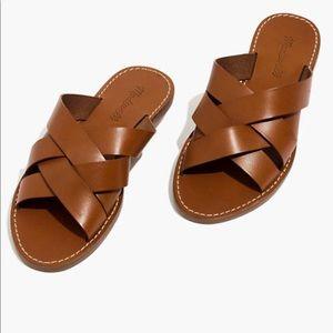 NEW! The Boardwalk Woven Slide Sandal